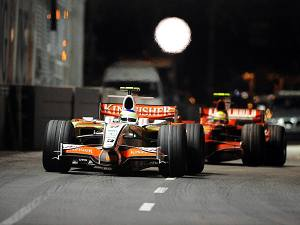 Sports 2012 Indian Grand Prix F1 Race On October Aid
