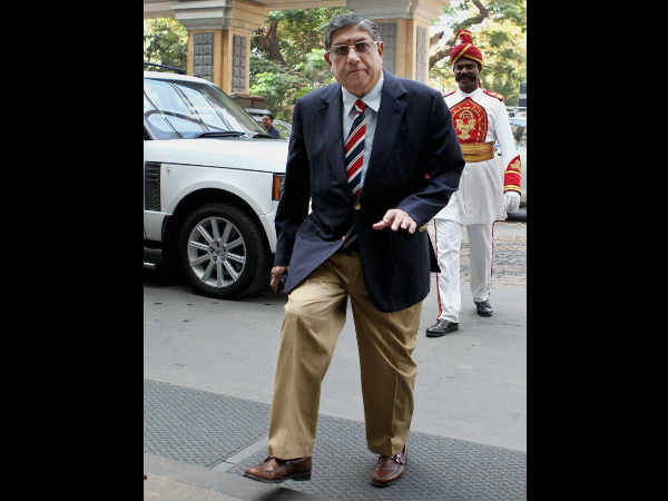 Sports N Srinivasan May Resign From His Post