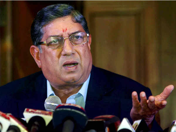 Sports No One Asked For My Resignation N Srinivasan