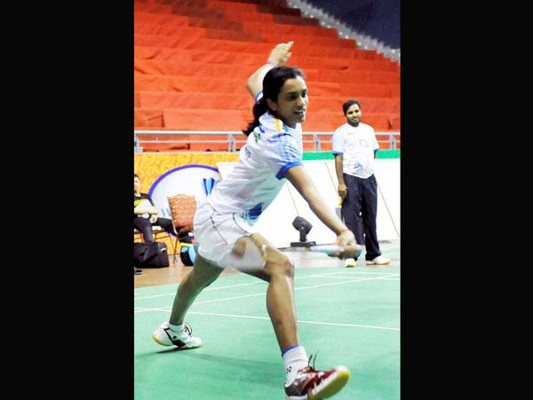 Pv Sindhu Wins Macau Open Women Singles Against Canada