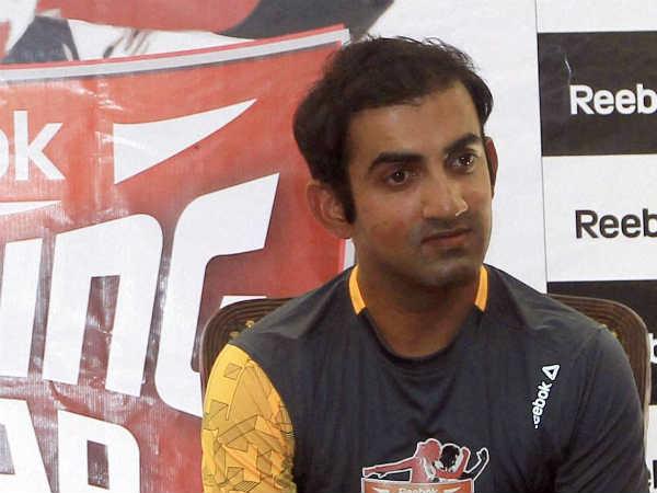 Gautam Gambhir Abuses Kotla Curator
