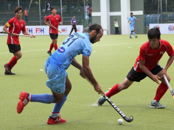 Hockey India is sole governing body