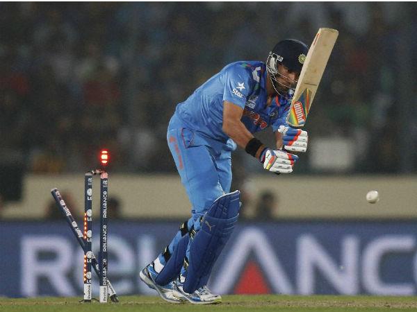 भारत-पाकिस्तान सीरीज कराने पर युवराज पर भड़का था पूर्व सलामी बल्लेबाज