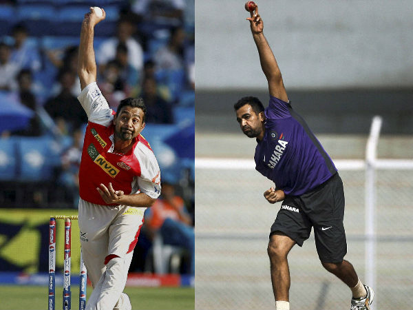 Praveen Kumar replaces injured Zaheer Khan in MI squad