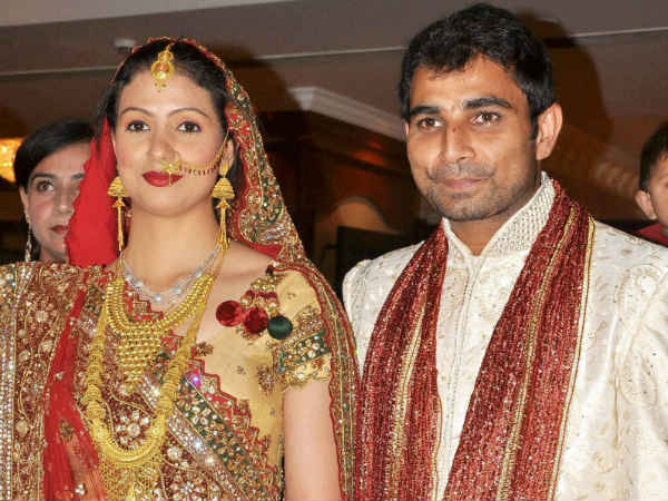 Mohammad Shami Got Married Silently Celebrated Reception Party