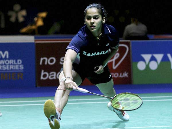 In Australian Open Super Series Semi Finals Saina Nehwal And
