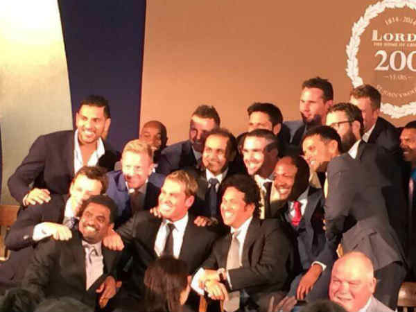 Lords Is In 200th Years Match Between Mcc Rest The World As Part Of Celebration 307674 Pg