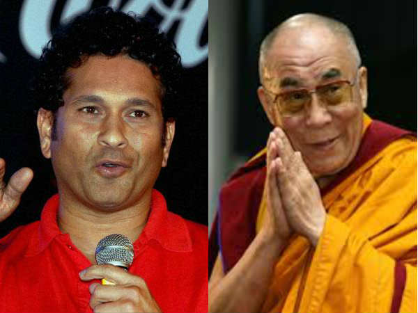 Not Only Maria Sharapova Dalai Lama Too Did Not Know Sachin Tendulkar
