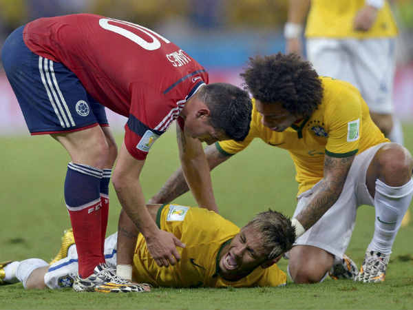 Brazilian Striker Neymar Could Come Kerala His Treatment
