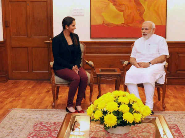 Sania Mirza Meets Prime Minister Narendra Modi After Winning Us Open