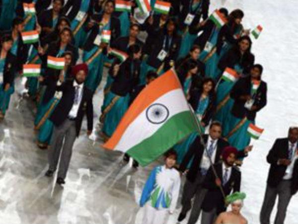 Indian Men S Compound Archery Team Strikes Gold