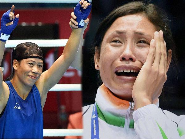 मैरी कॉम ने जीता 51 किलोग्राम में अपना पहला पदक