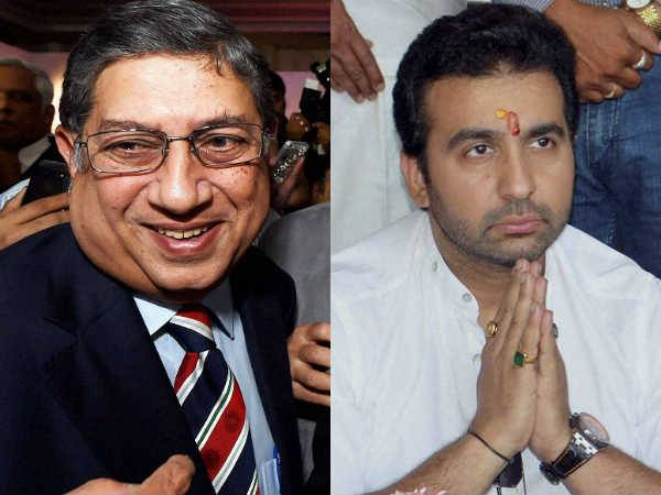 Mudgal Committee Gives Clean Chit N Srinivasan Over Ipl 2013 Spot Fixing Scandal