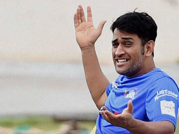 Mahendra Singh Dhoni May Not Vote Jharkhand Polls