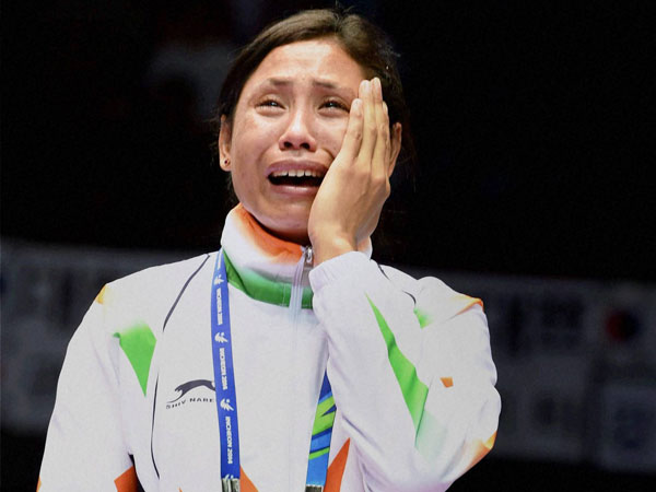 Aiba Bans Indian Boxer Sarita Devi 1 Year
