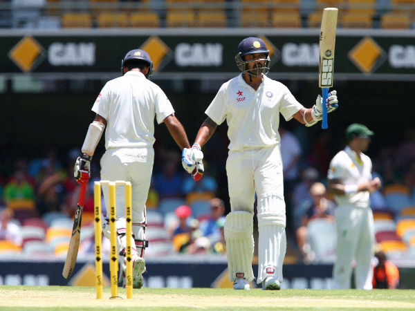 Murali Vijay S 144 Takes India 311 4 On Day One