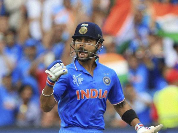 वनडे में सबसे तेज 12 हजार रन बना सकते हैं विराट