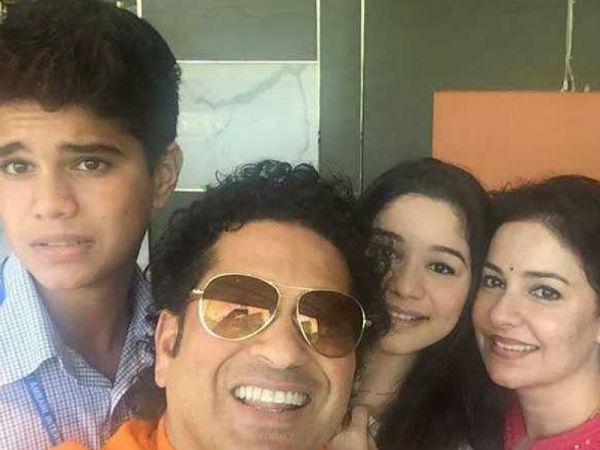 Sachin Tendulkar Makes Instagram Debut Thanks For Birthday Wishes