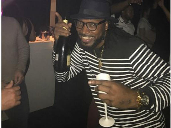Women Wine More Instagram Pics Prove Party Animal Chris Gayle Loves Live Fast Lane