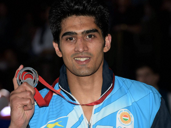 Vijender Singh Eyes Lucrative Career By Joining Stable Of British Promoter