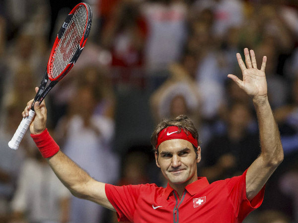 How Roger Federer Rescues Kid From Being Crushed Makes Him Happy