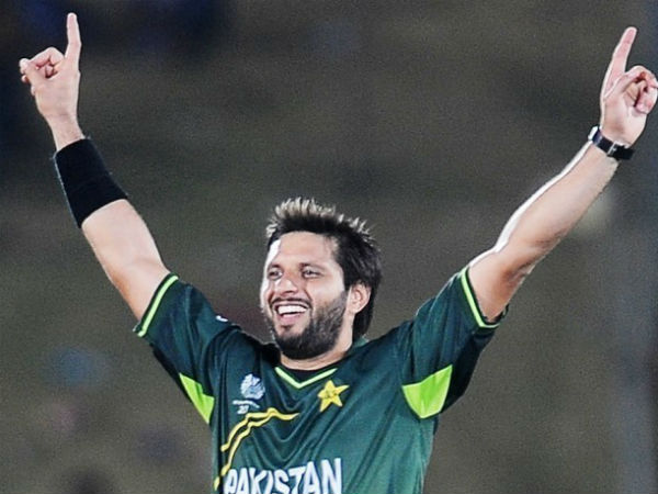 Shahid Afridi asks PCB to stop begging BCCI to play India