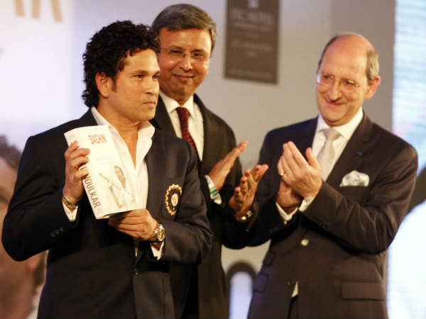 Sachin Tendulkar S Autobiography Enters Limca Book Records