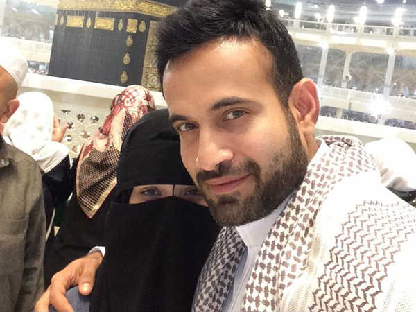 Pics Cricketer Irfan Pathan Marries 21 Year Old Safa From Jeddah