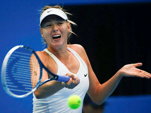 Maria Sharapova Failed In Drug Test Suspended By Wtf