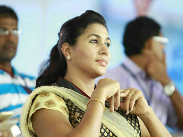 Kerala Sports Minister Insults Arjuna Award Winner Anju Bobby George