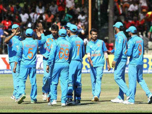 Member Indian Cricket Contingent Zimbabwe Arrested Alleged Rape Case