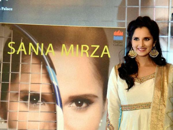 Sania Mirza Scores Winner After Rajdeep Sardesais Sexist Question