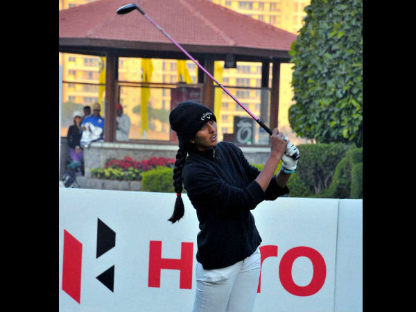Aditi Ashok First Indian Female Golfer Win Indian Open Title