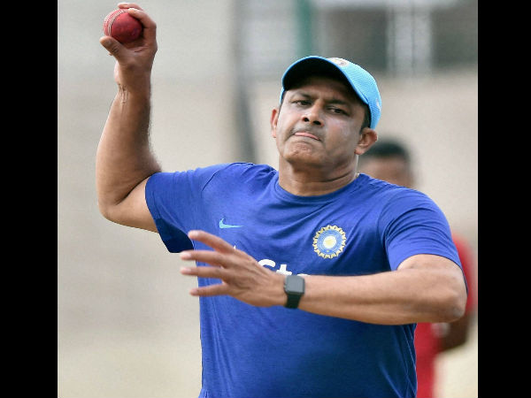 Bcci To Pay Rs 6 Crore 25 Lakh Salary To Coach Anil Kumble