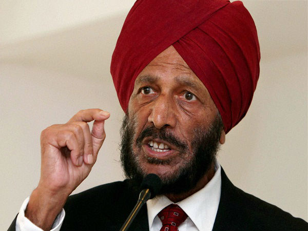 Milkha Singh Said Make Rajyavardhan Rathore Sports Minister