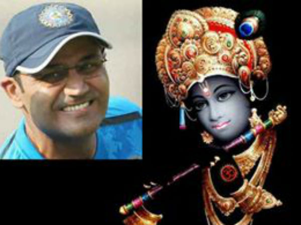 On Janmashtami 2016, Virender Sehwag Plays With The Word 'Krishna'