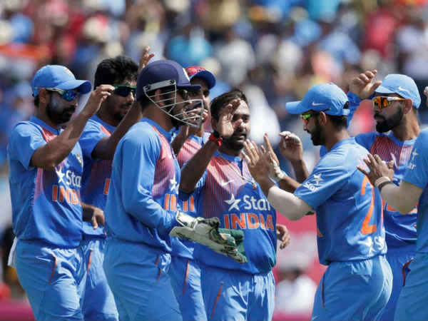 Rain Second T20 Match India Westindies Result Draw