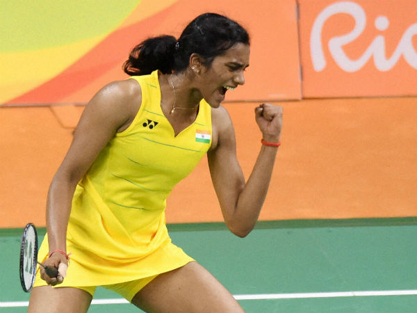 Rio Olympics Star Pv Sindhu Caught Clothing Controversy