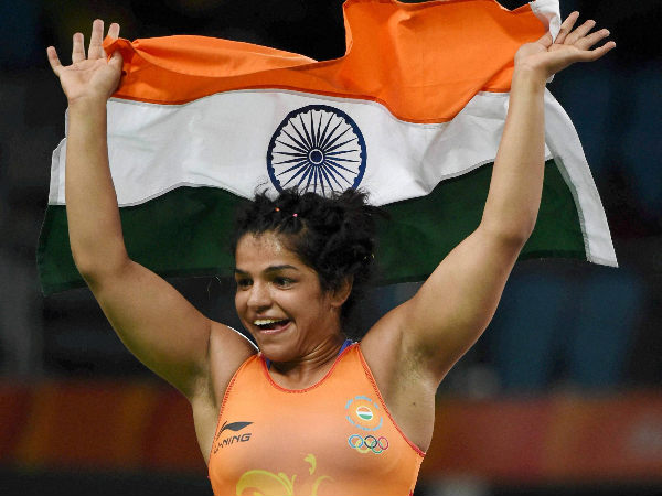 Haryana Govt Appoints Sakshi Malik As Wrestling Director