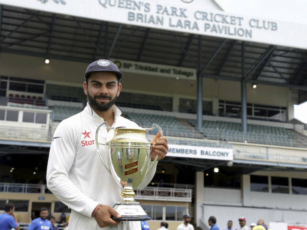 Virat Kohli Feels Lucky Captain 500th Test Match
