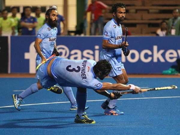 India Beat Malaysia Asian Champions Trophy