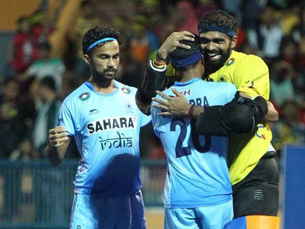 India Beat Korea Penalty Shootout Enter Final