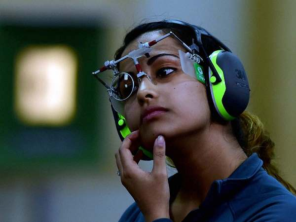 Heena Sidhu Pulls Of Shooting Championship Iran Due Hijab Rule