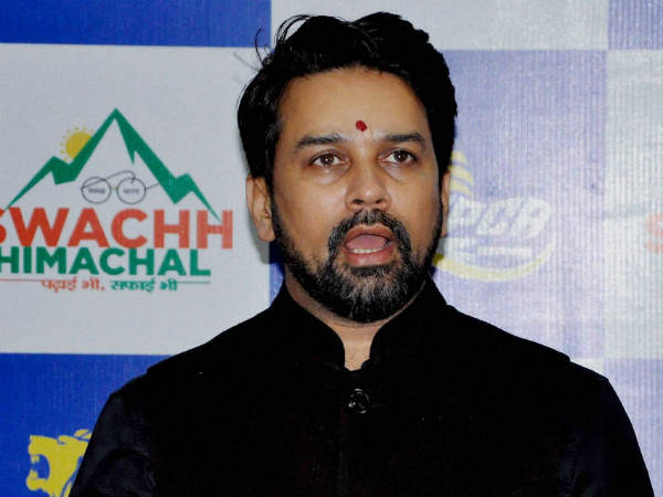 Anurag Thakur S Innings Bcci Fast Furious Short Lived But Interesting