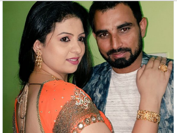 Mohammed Shami Yorks Detractors With Another romantic Photo Of Wife Hasin Jahan