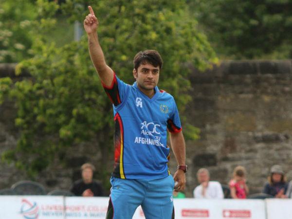 राशिद खान को टीम में शामिल करना