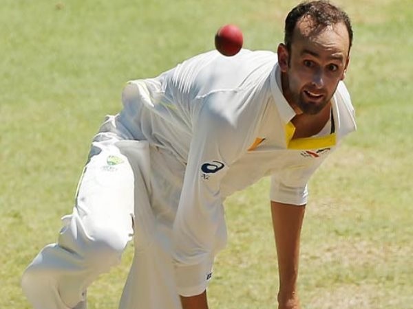 Nathan Lyon S Eight For Bundles India Make New Record
