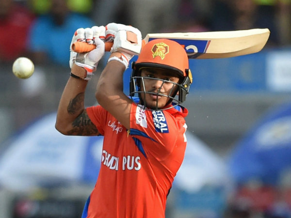Ipl 2017 Gujarat Lions Batsman Ishan Kishan Reveals He Followed Ms Dhon Advice To Smash 16 Ball