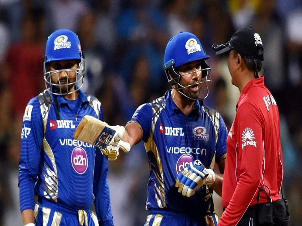 Ipl 2017 Mumbai Indians Captain Rohit Sharma Fined 50 Percent Of Match Fee