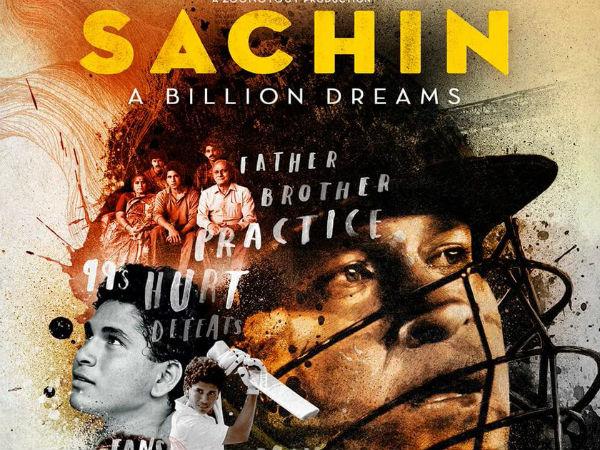 Sachin Tendulkar Launches Trailer His Biopic Sachin Billion Dreams